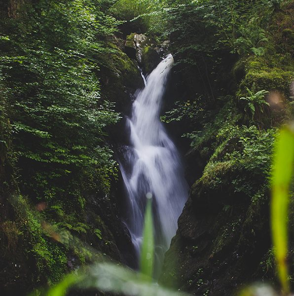 10 Waterfall Walks in the UK - Featured Image