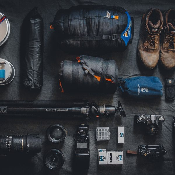 Cool Camping Accessories - Featured Image