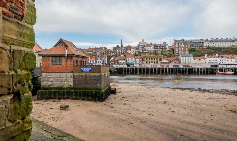 The Boathouse – Whitby Harbour