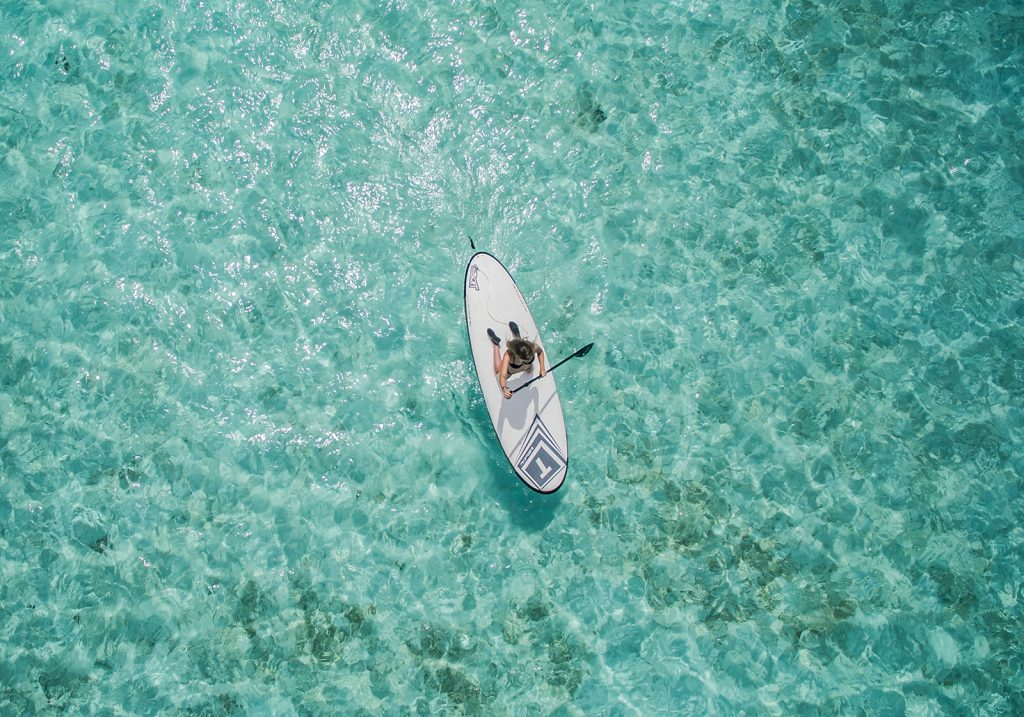 Beginners Guide to Paddleboarding