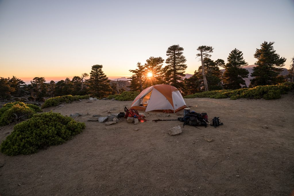 Great recipes for wild camping