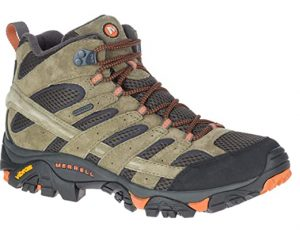 Merell Men Moab 2 Mid GTX Hiking Boots