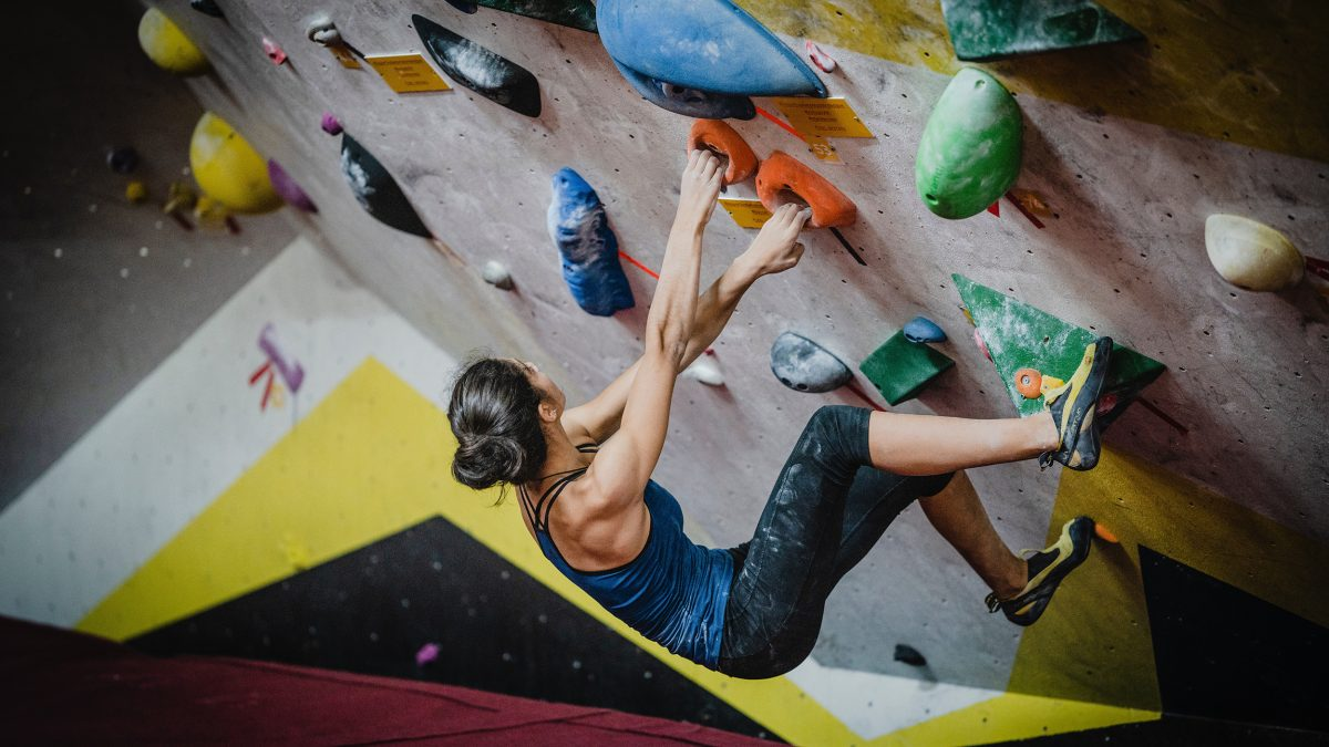 The Best Climbing Walls in the UK