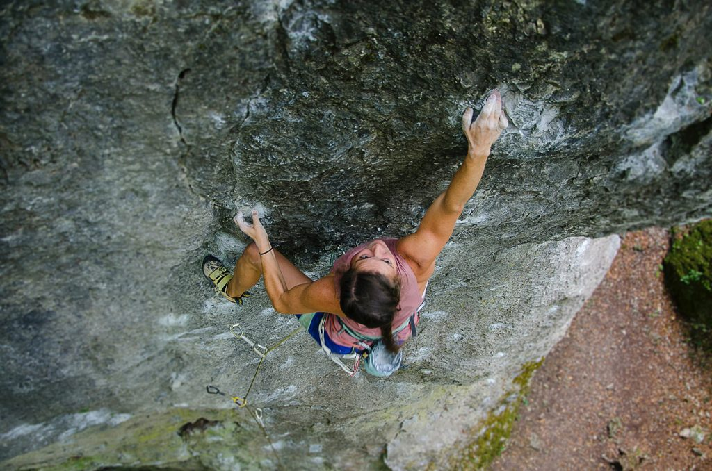 Make sure you have the correct climbing gear