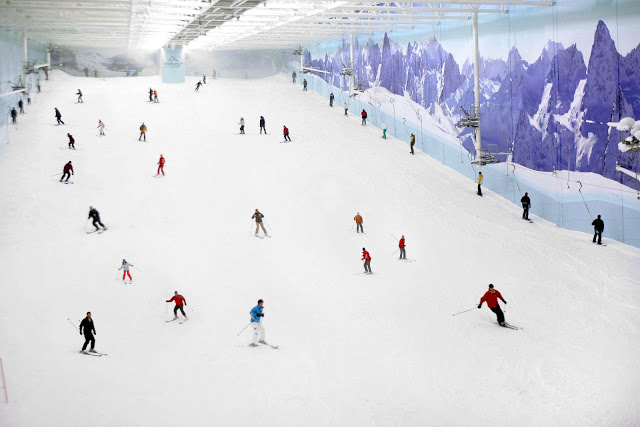 Chill Factore in Manchester