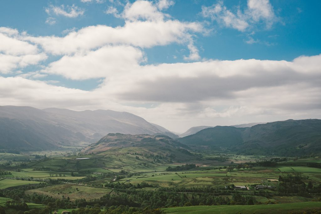 Skiddaw – part of the Lakes 3000s challenge